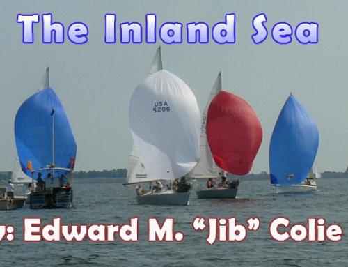 The Inland Sea: The 2017 LMYRA Couples Race