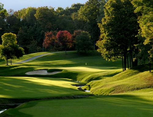 George Bryan Golf:Peek'n peak golf fun