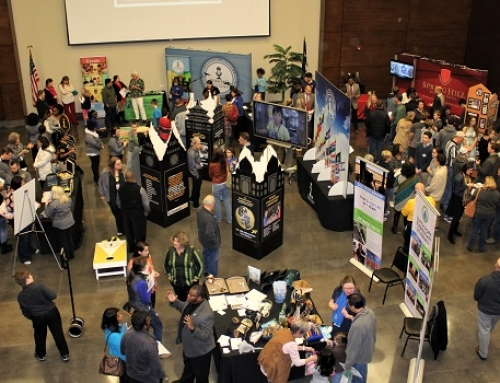 Hundreds attend school Magnet Fair