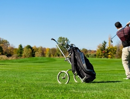 George Bryan Golf: Play outside of yourself