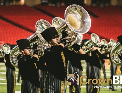 Drum corps returns to area