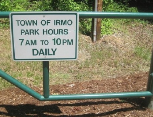 Irmo shocked by lawsuit settlement