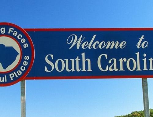 South Carolina in the national spotlight