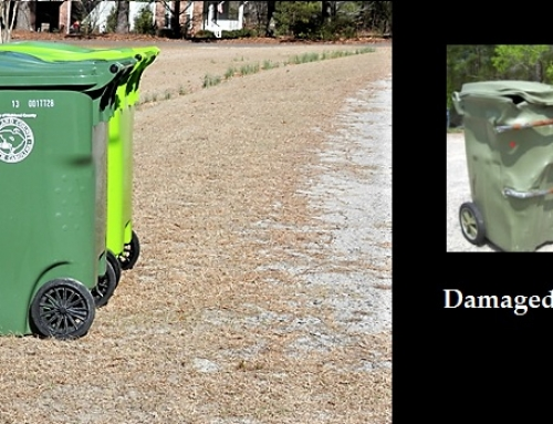 Richland County to repair or replace damaged carts