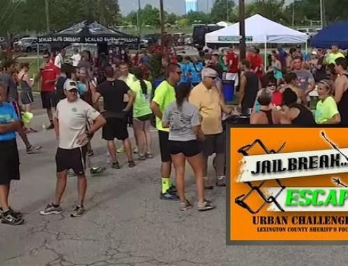 Lexington Sheriff's Foundation Jailbreak Run August 19