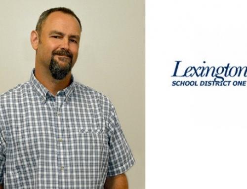 Jett joins Lexington District One