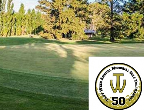 Tripp Weed Golf Tournament August 26