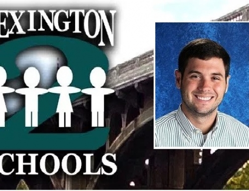 Lexington Two names Teacher of the Year