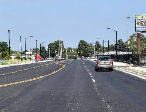 Richland finishes Bluff Road widening