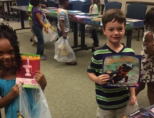 Bojangles supports reading