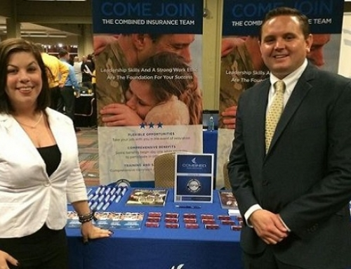 Combined Insurance at RecruitMilitary Veterans Job Fair in Columbia This Thursday