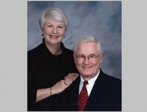 Couple establishes statewide teacher award