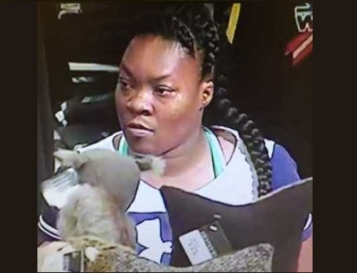 Woman wanted for robbing Kohls