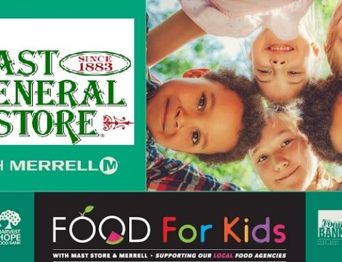 Businesses partner to provide food for kids