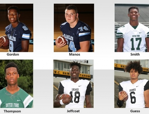 District Five players named to all-star teams