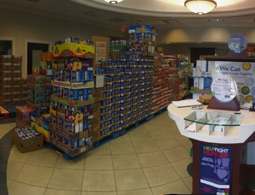 Ameris Bank helping fight hunger