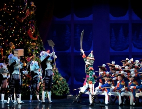Carolina Ballet presents The Nutcracker starting November 21