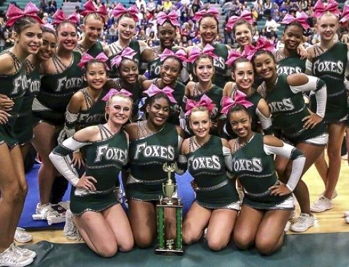 Cheer Winners