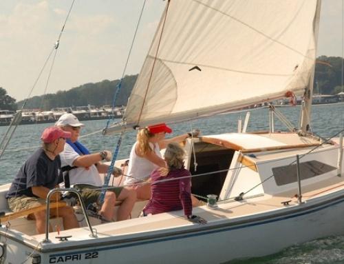 Lanier Sailing Club Events