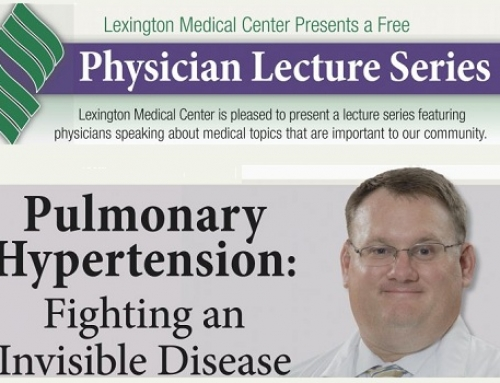 Lex Med to host free pulmonary hypertension lecture November 13