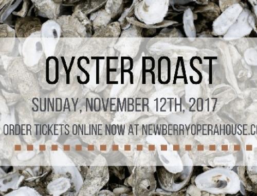 Opera House Oyster Roast November 12