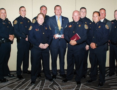 Police group honors Lexington County Sheriff's Department